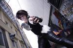 SQUALL LEONHART - Cosplay - Dissidia Duodecim V