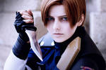 LEON S. KENNEDY - Cosplay - Rookie