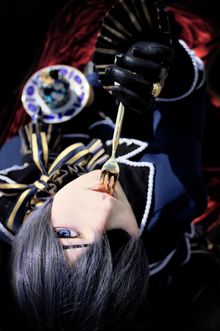 CIEL PHANTOMHIVE - Cosplay - Cake and Chocolate by Shinkan-Seto