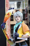HOPE ESTHEIM - Cosplay - I will protect you, too!