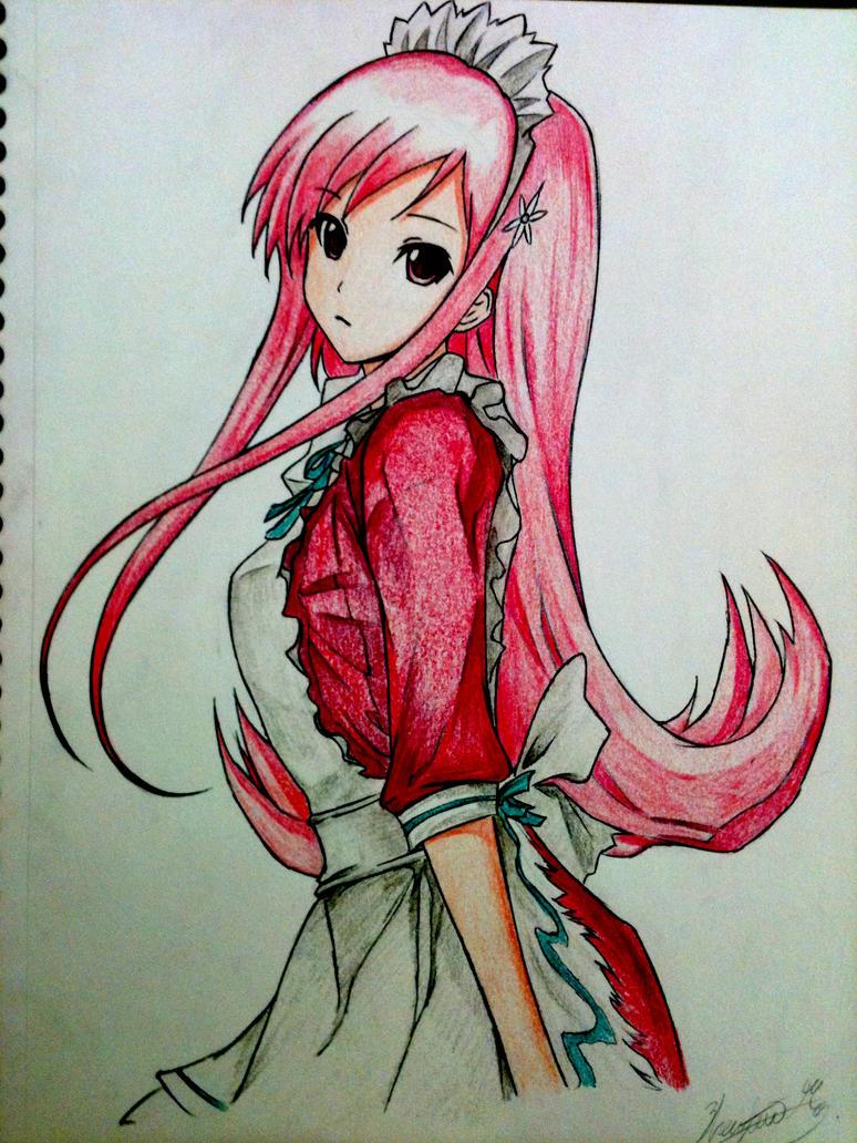 رسومات رائعة Anime_girl_by_ztgong-d47wwsz