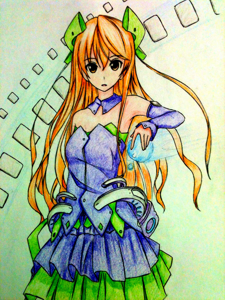 رسومات رائعة Anime_girl_by_ztgong-d4ps4al