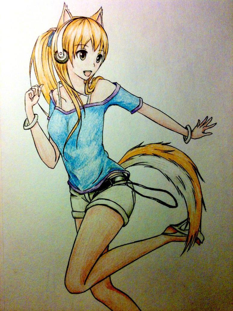 رسومات رائعة Anime_girl___lily_may_by_ztgong-d55wdwq