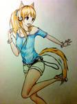Anime girl - Lily May