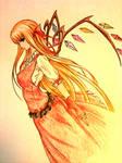 Anime girl - Flandre Scarlet
