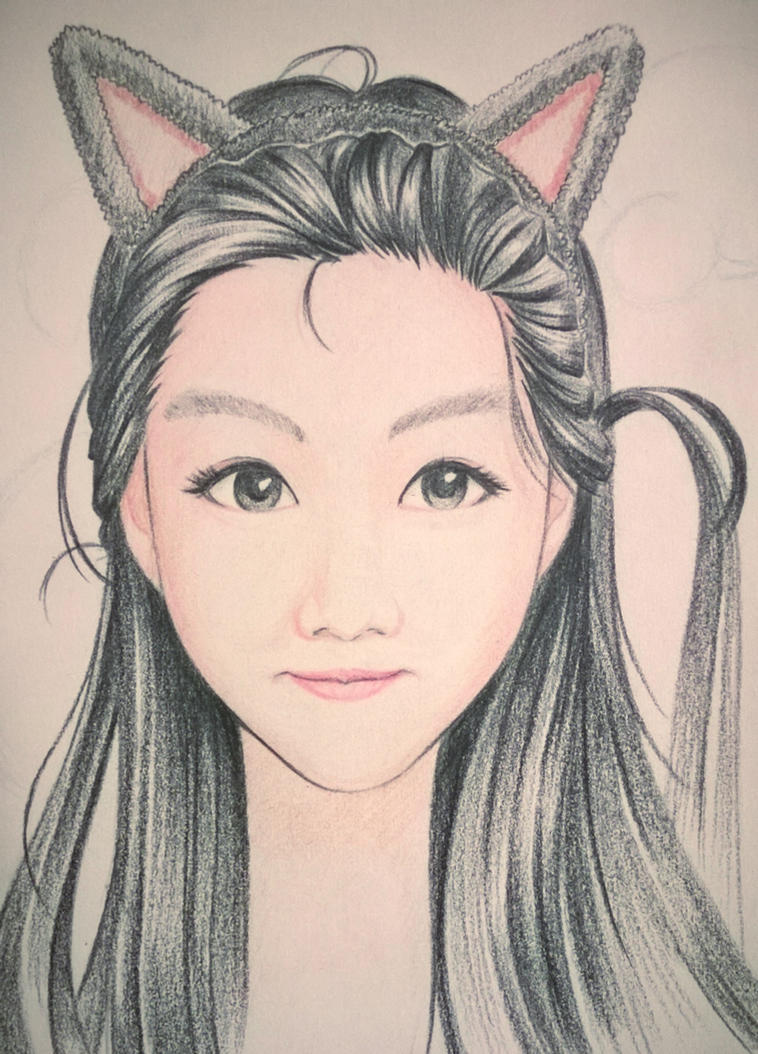 Jasmine - Portrait by ztgong