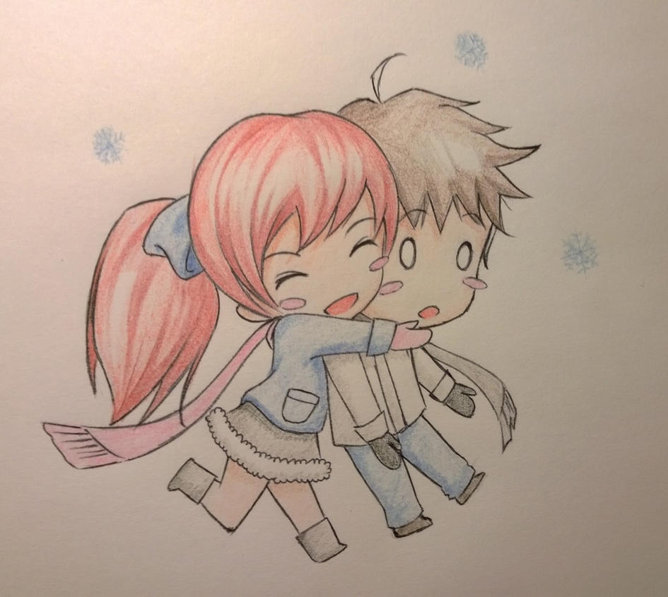 Winter Chibi - Inspired by Mark Crillley by ztgong