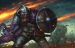 Viking by denn18art