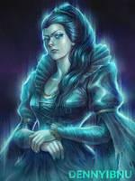 Noblewoman Ghost by denn18art