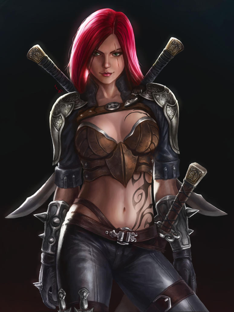 Katarina by denn18art
