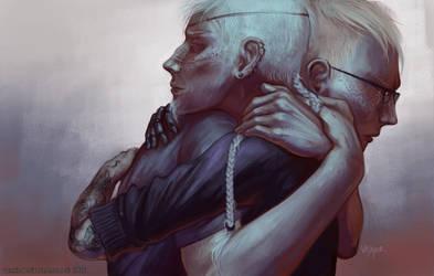 Reunion. by vexnir