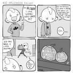 Perfect Dystopia: #10 Halloween Killjoy