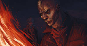 Honor lost in flames. by vexnir