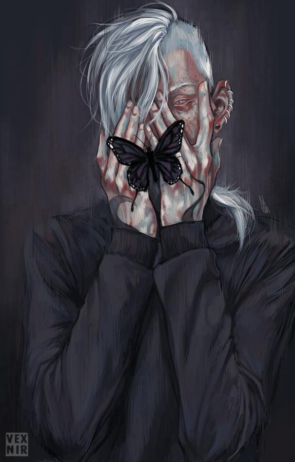 Whisper. by vexnir