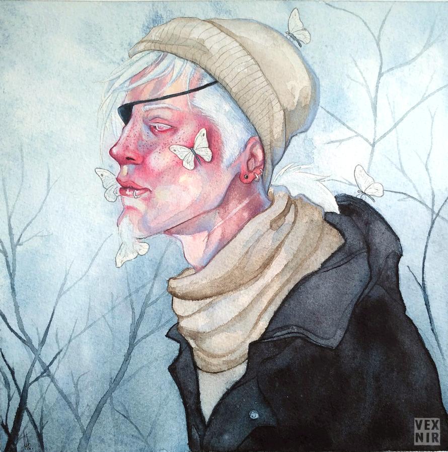 Cold. by vexnir