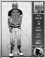 MCA - Davin Talrick by OchiKiMochi