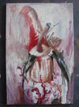 sculture painting