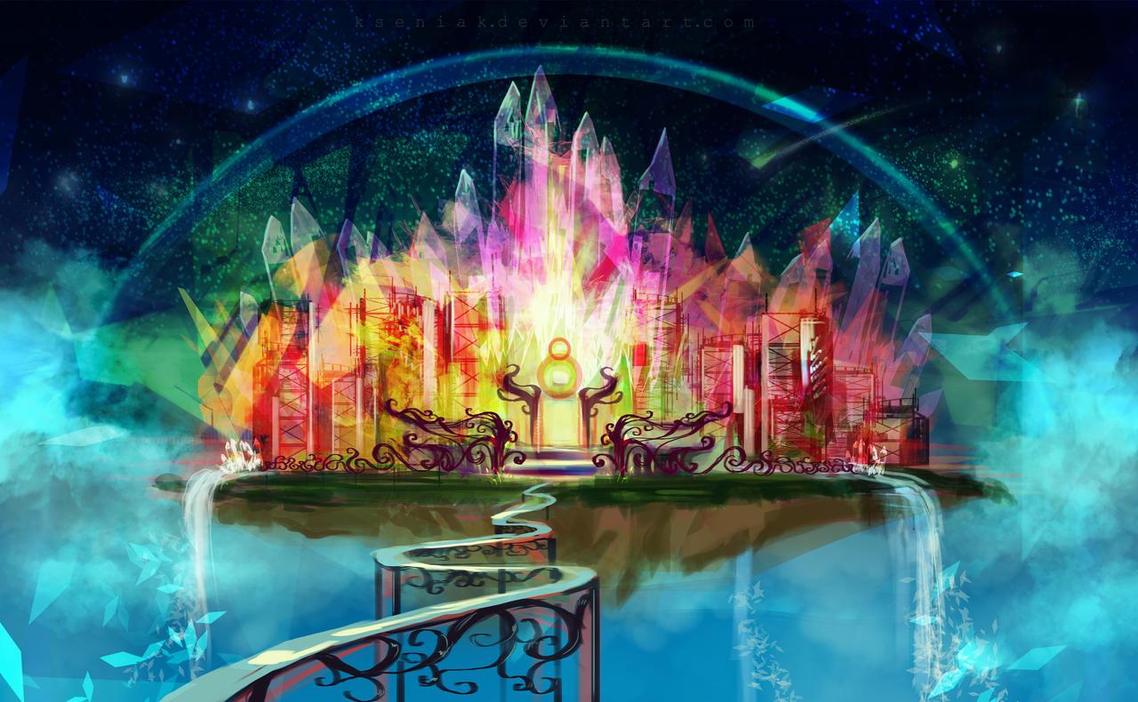 Magical City by KseniaK