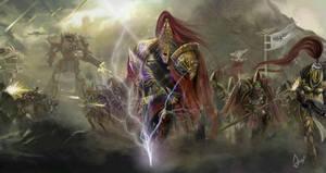 Artulon  great crusade !!! 40k