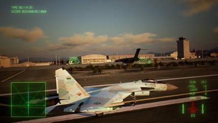 OADF LRSSG 124TFS Su-35S -Strider 1- by WZNGTX
