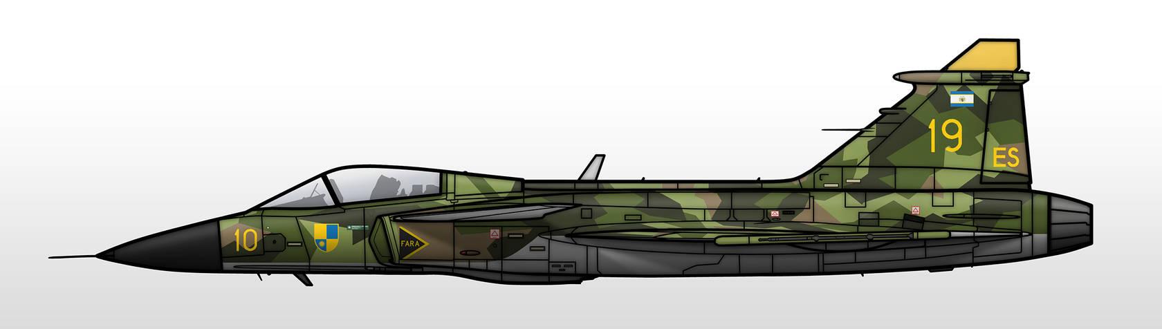 SAF JAS-39C