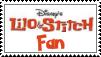 Lilo and Stitch Fan Stamp