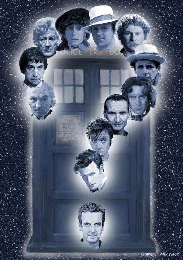 Doctor Who ? by GarySWilkinson