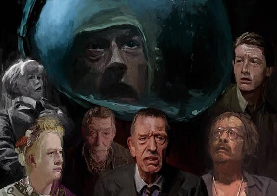 John Hurt RIP