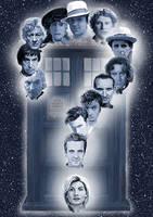 Doctor Who 13 by GarySWilkinson