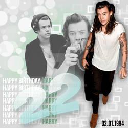 Happy Birthday, Harry!