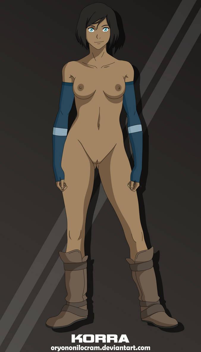 Korra (Avatar) by OryonOnilocram