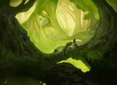 The Forest God