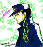 JoJo - Jotaro doodle