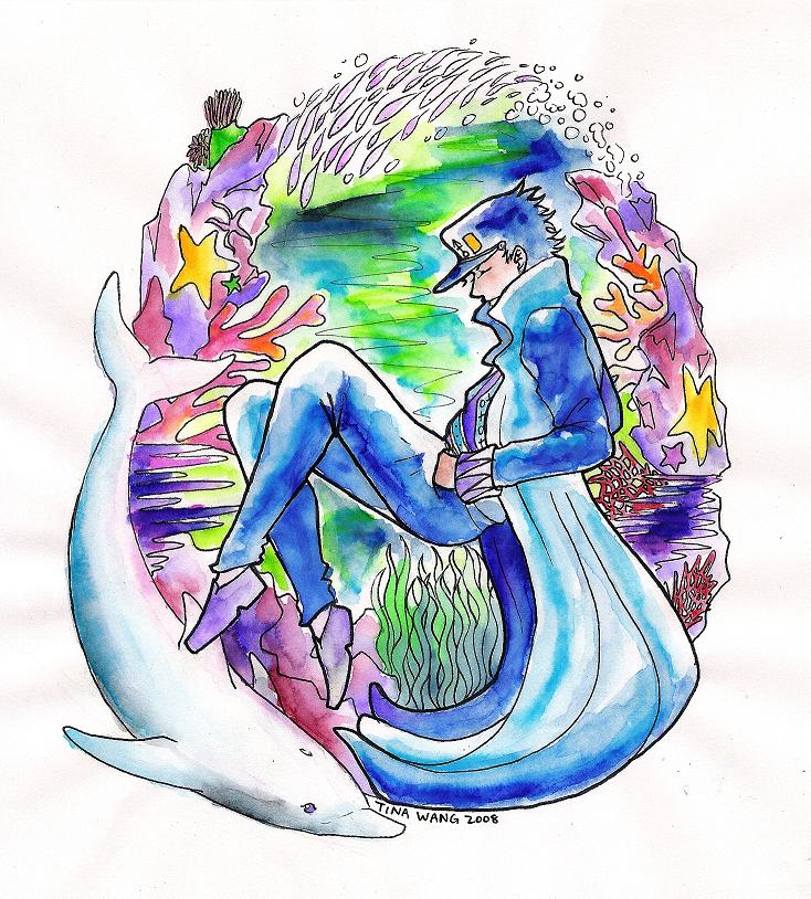 JoJo - Under the Sea by FerioWind