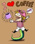 JoJo - I LOVE COFFEE