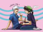 FKMT - Feed me waifu