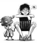 OP - Luffy needs glasses 1