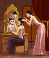 SH - girlfriends by FerioWind