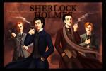 SH - SHERLOCK HOLMES