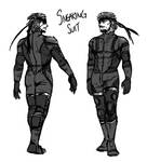 MGS - PW sneaking suit