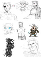 MGS - pchat stoof by FerioWind