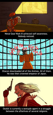 MGS - after mgs4