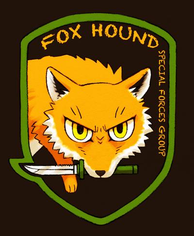 Mgs foxhound by feriowind on deviantart - Foxhound metal gear wallpaper ...