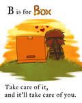 MGS - B is for Box