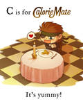 MGS - C is for Calorie Mate