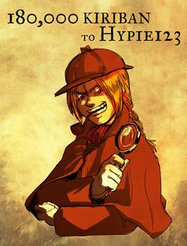 FMA - kiriban for hypie123