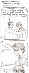 AVENGERS - Thank You by FerioWind