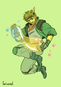 JOJO - bubble master