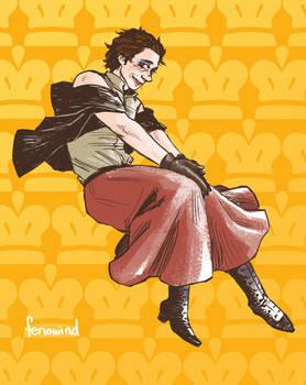 SH - Holmes chan