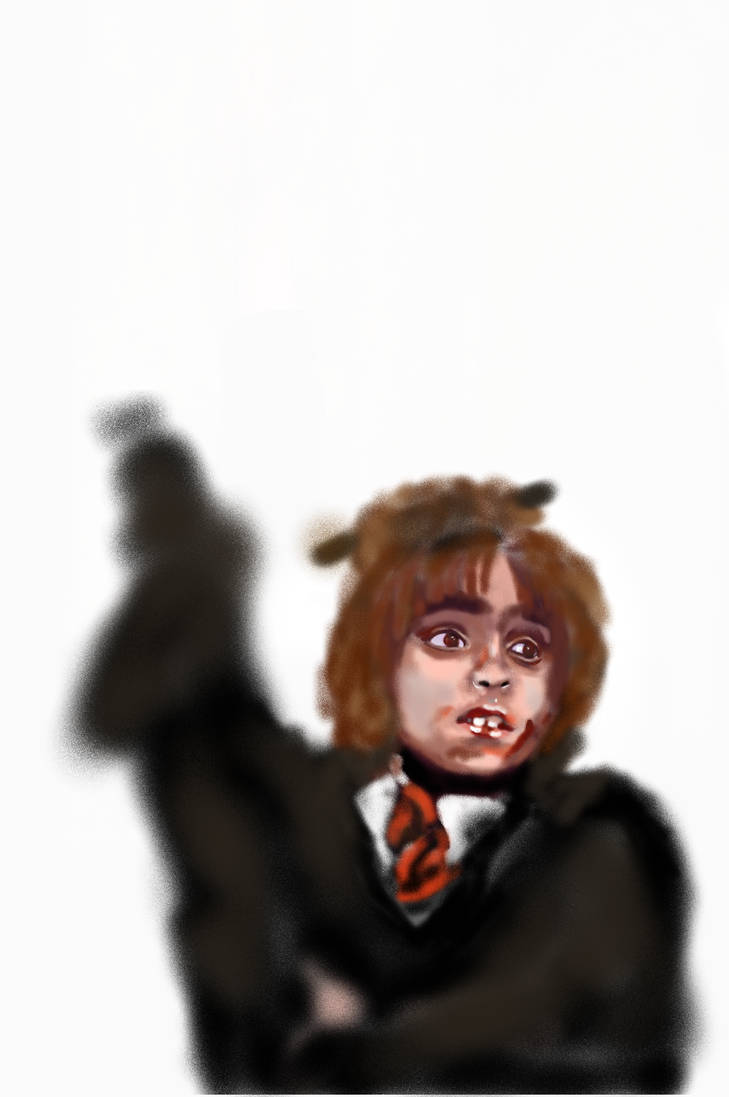 Hermione how everyone sees her